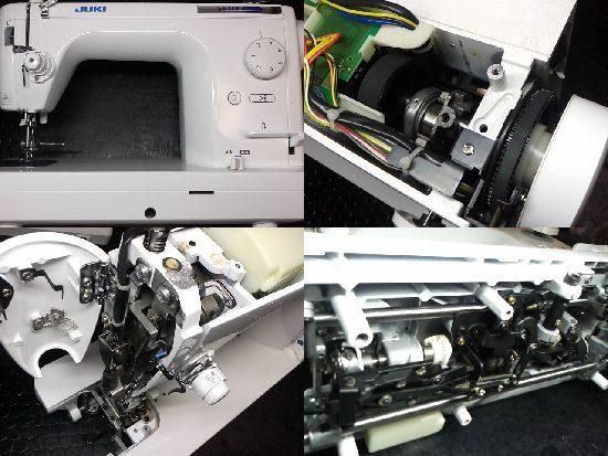 JUKIシュプールBUNKAのミシン修理