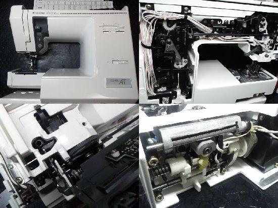 ブラザーコンパルATのミシン修理