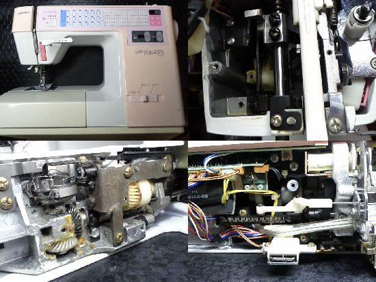 JUKI AT-1000のミシン修理