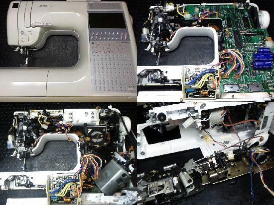 JUKI AT-3800のミシン修理