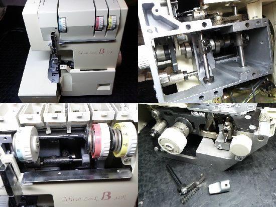 MimaLockミシン修理