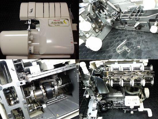 糸取物語BL65EXのミシン修理