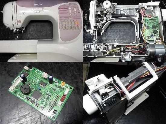 ブラザーCPS50のミシン修理