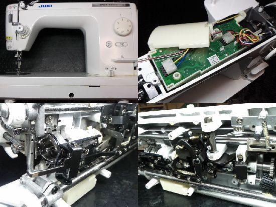 JUKI TL-30DXのミシン修理