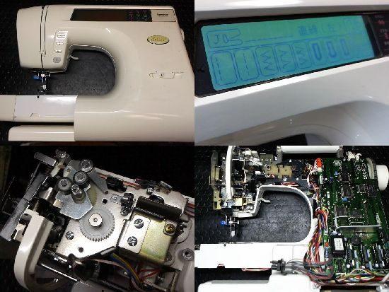 ブラザーZZ3-B899のミシン修理