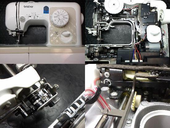 ブラザーA38-CGのミシン修理
