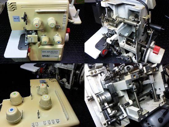 ベビーロックBL4-828DFのミシン修理