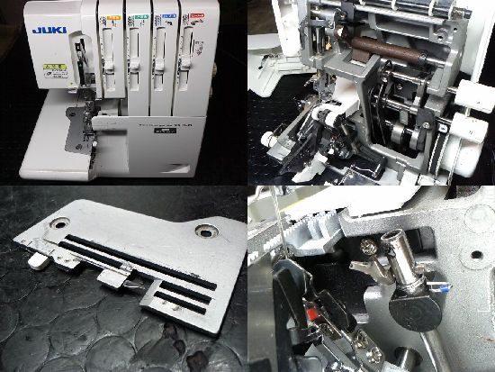 JUKI MO-114Dのミシン修理
