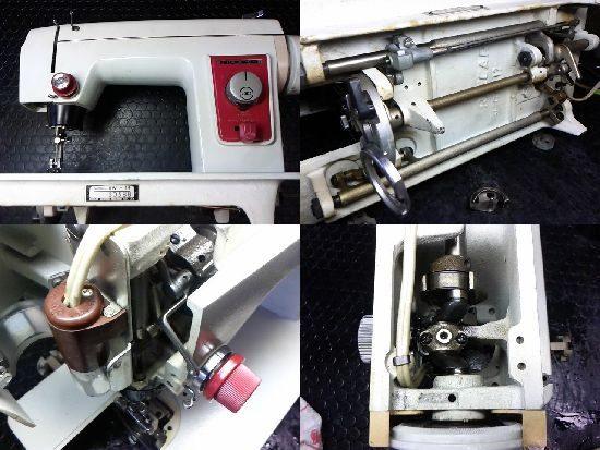 リッカーRW-14のミシン修理