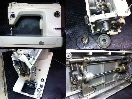 ブラザーヌーベルクチュールのミシン修理