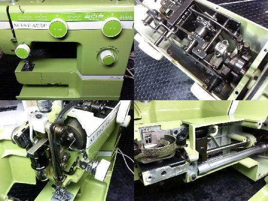 高島屋ハイランドTF-801のミシン修理