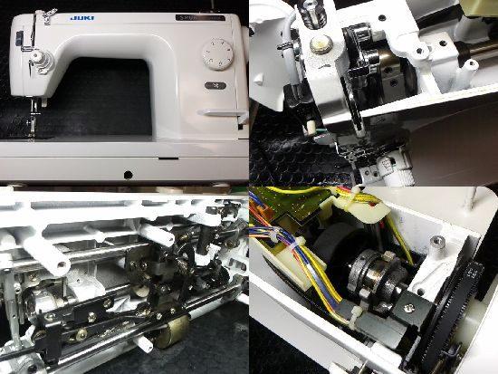 JUKI TL-98SPのミシン修理