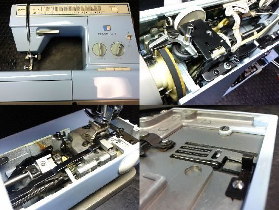 ブラザーコンパルエースのミシン修理