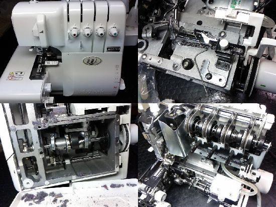 衣縫人BL57EXSのミシン修理