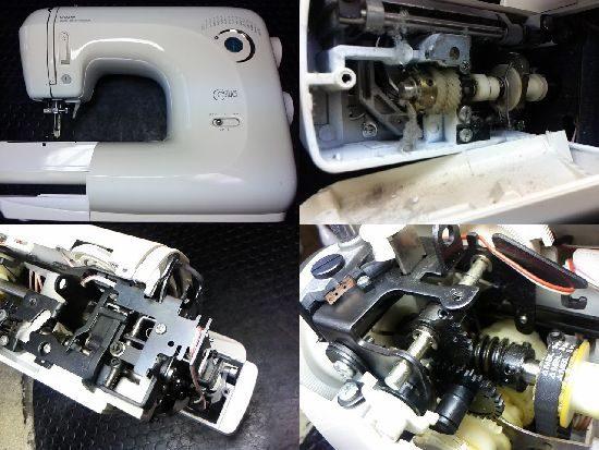 ブラザーセシリアのミシン修理
