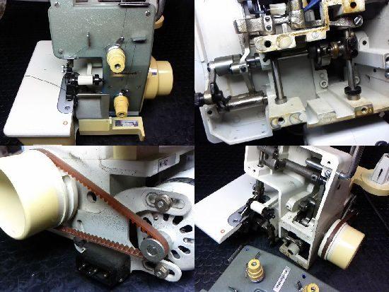 マミーロックML-702のミシン修理「