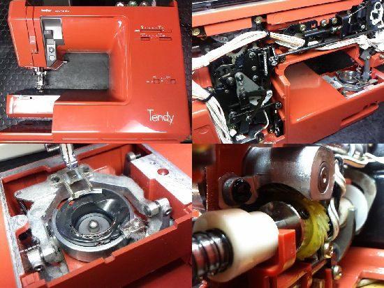 ブラザーZZ3-B778のミシン修理