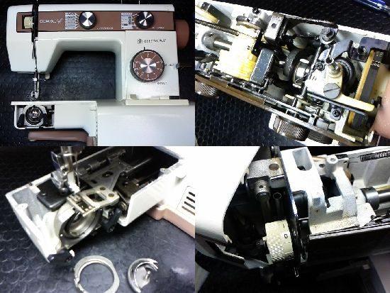 ブラザーZ-502のミシン修理