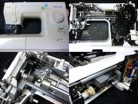 シンガー5470DXのミシン修理
