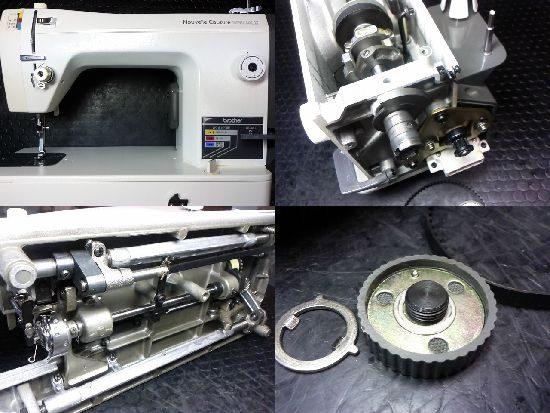 ヌーベルクチュールスペシャル2のミシン修理