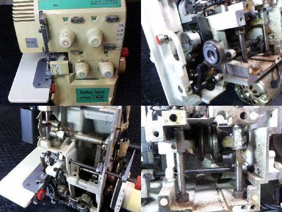 BL4-838DFのミシン修理