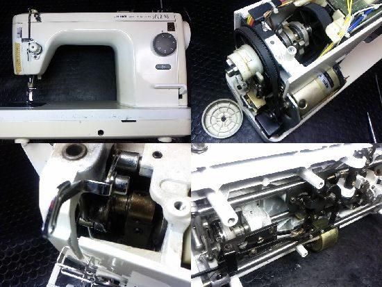 JUKIシュプール90修理の件です