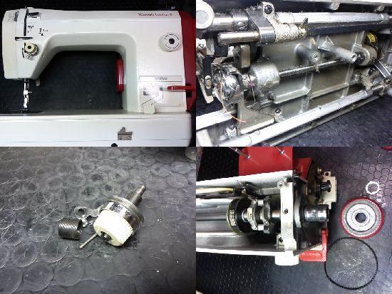 ブラザーヌーベルクチュールⅡのミシン修理