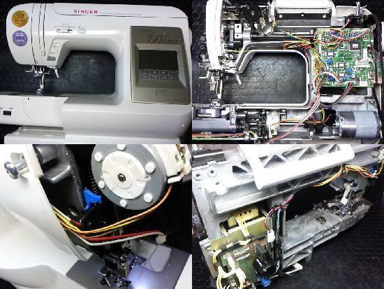 シンガーモナミプライムのミシン修理