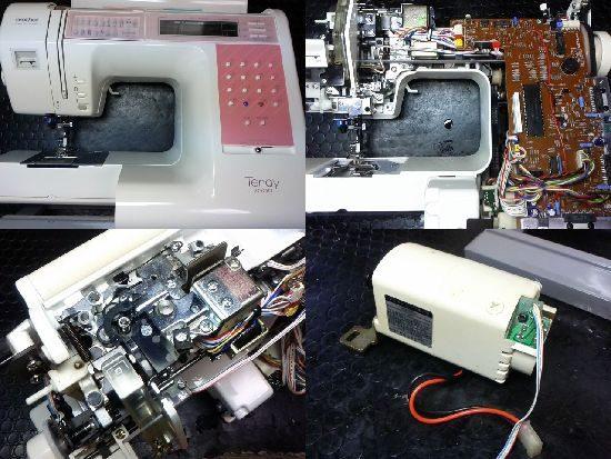 ブラザーテンディ7000のミシン修理