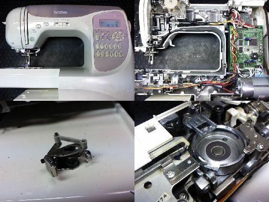 ブラザーCPS5451のミシン修理
