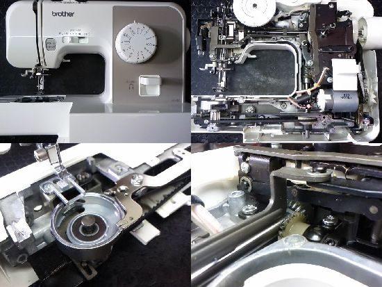 ブラザーA31-BEのミシン修理