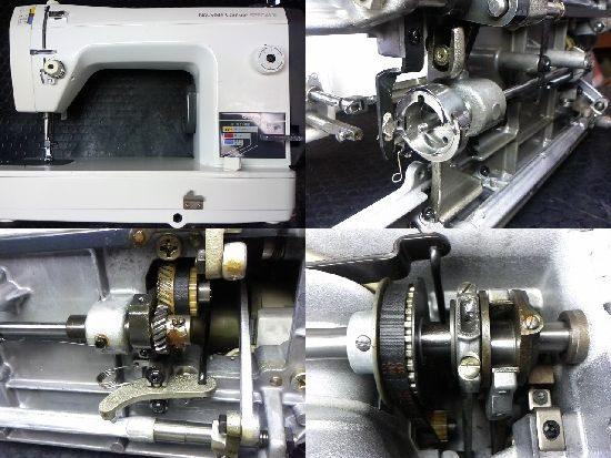 ブラザーヌーベルクチュールスペシャル2のミシン修理
