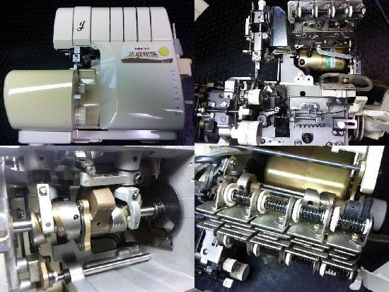糸取物語BL66のミシン修理