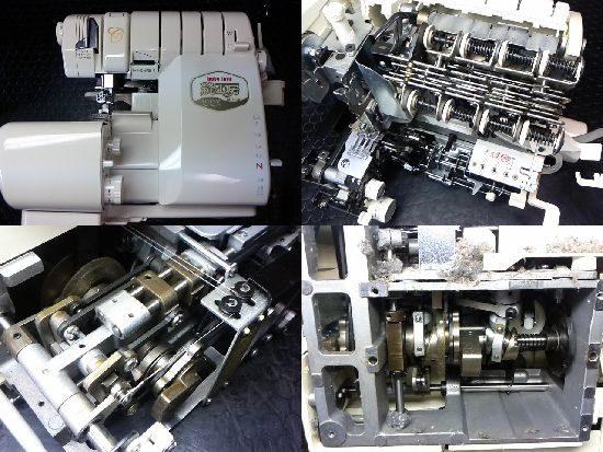 縫工房BL76Wのミシン修理