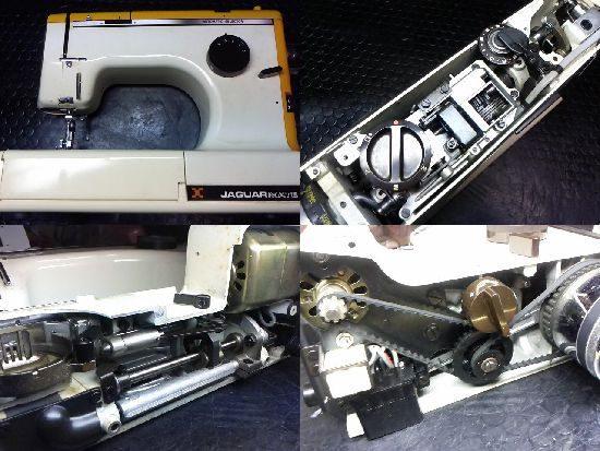ジャガーメイトのミシン修理