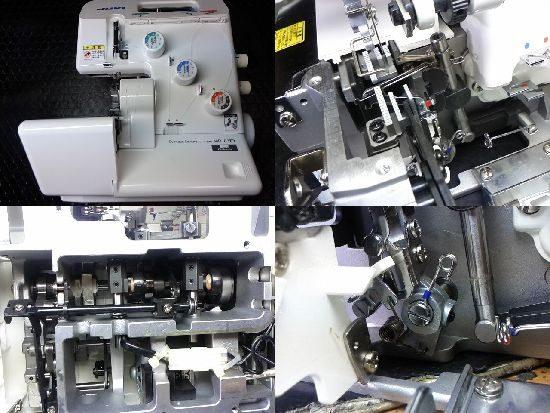 JUKI MO-03Dのミシン修理