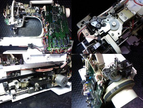 ブラザーサマンサのミシン修理