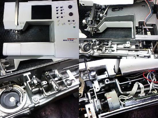 ベルニナ170のミシン修理