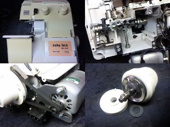 BL2-228のミシン修理