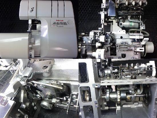 糸取物語BL22EXSのミシン修理