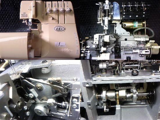 衣縫人BL515のミシン修理