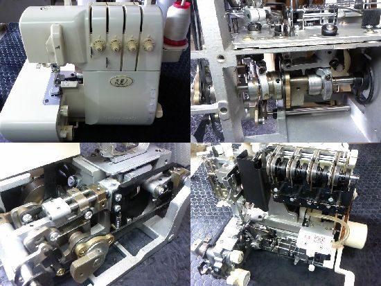 衣縫人BL55のミシン修理