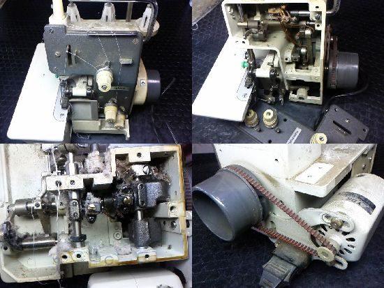 マミーロックML-303のミシン修理