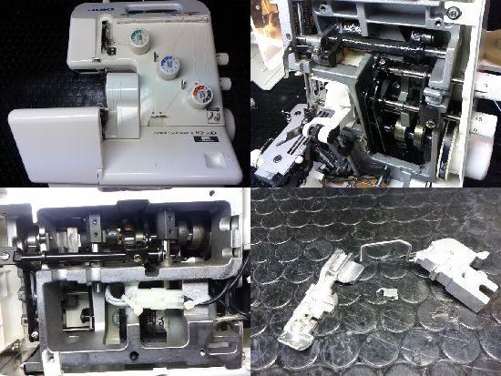 MO-03Dのミシン修理