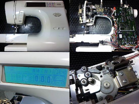 ブラザーサマンサ‐Lのミシン修理