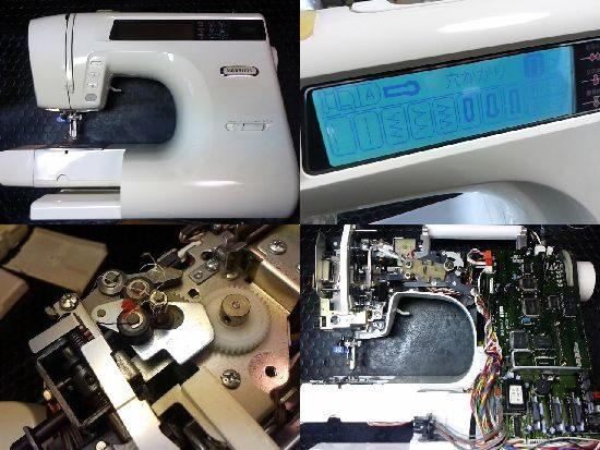 ブラザーミモレ-Lのミシン修理