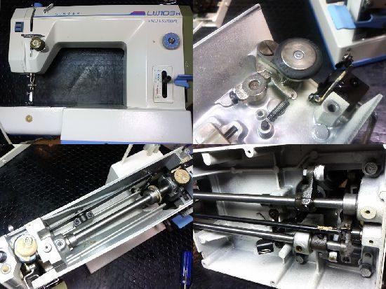 シンガーLW103Aのミシン修理