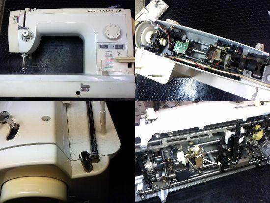 ヌーベル300のミシン修理