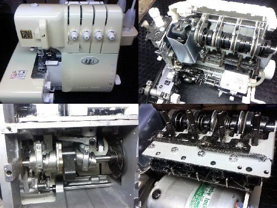 衣縫人BL55EXSのミシン修理