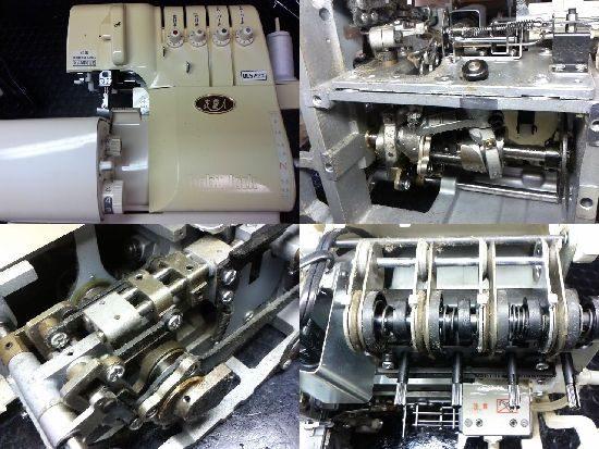 衣縫人BL57EXのミシン修理